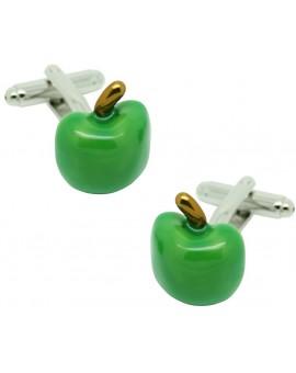 Gemelos Manzana Verde
