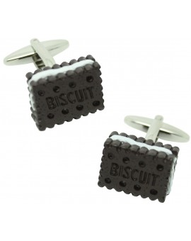 Biscuit Cufflinks