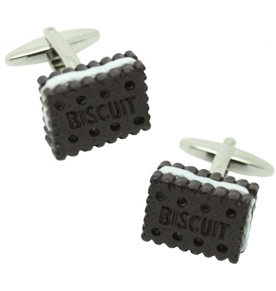 Biscuit Cufflinks