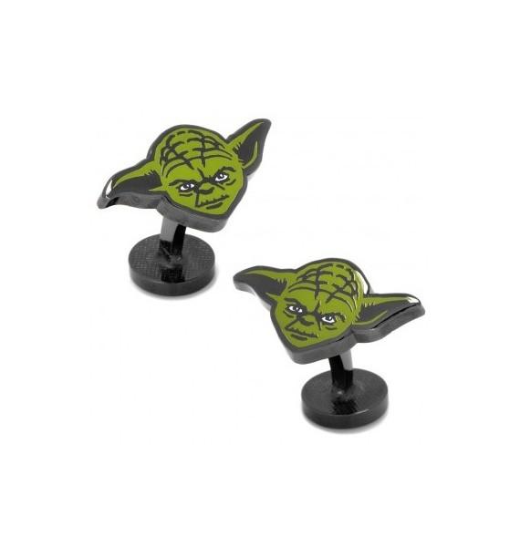 Yoda Star Wars Cufflinks