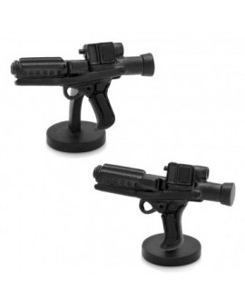 3D Storm Trooper E-11 Blaster Star Wars Cufflinks