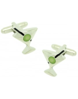 Cocktail Cufflinks