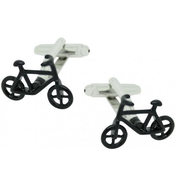 Gemelos Bicicleta Negra