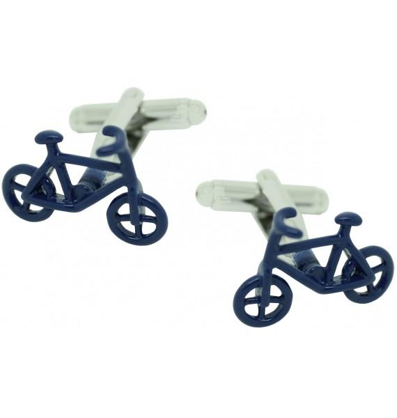 Gemelos Bicicleta Azul