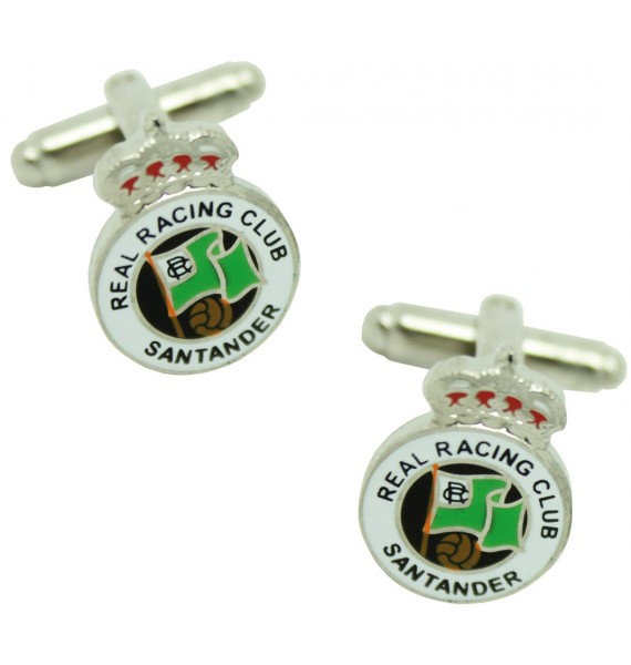 Racing de Santander FC Cufflinks