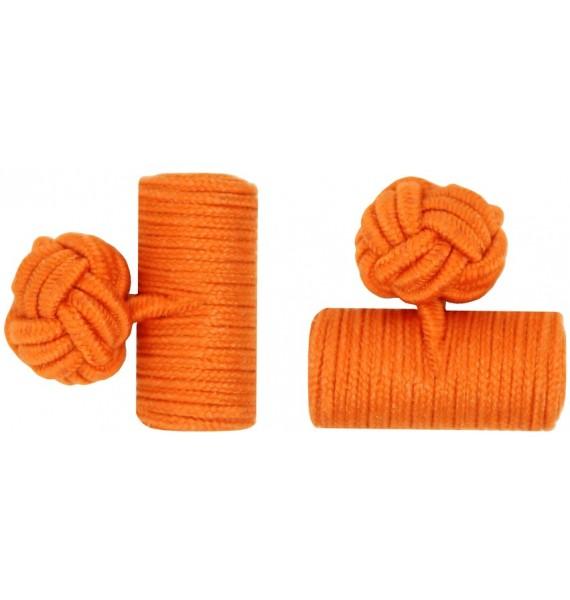 Gemelos Barril Elástico Naranja