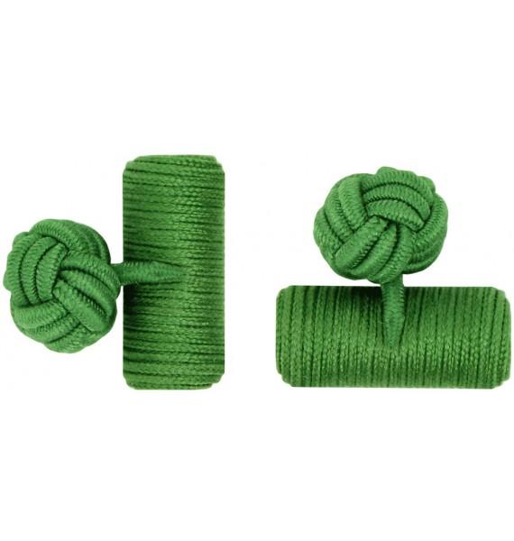 Gemelos Barril Elástico Verde Hierba