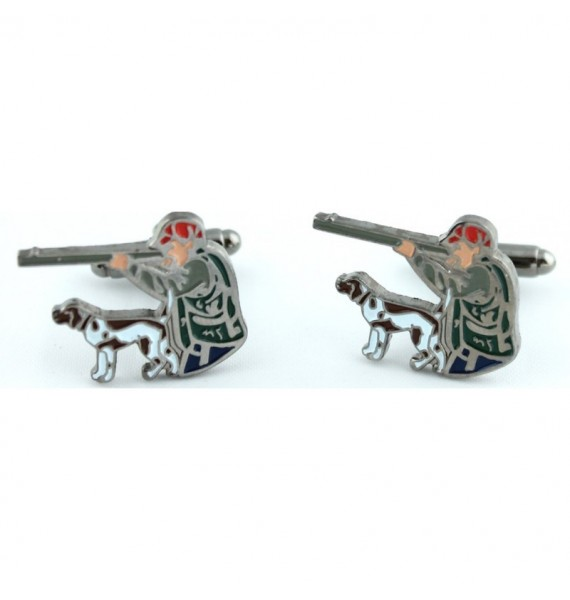 Hunter Cufflinks