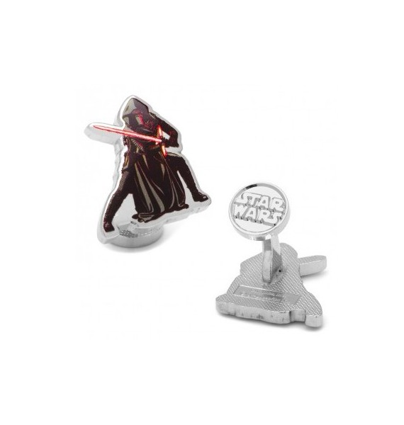 Kylo Ren Action Star Wars Cufflinks