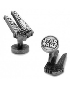 Kylo Ren Shuttle Star Wars Cufflinks
