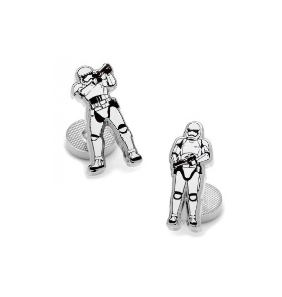 Stormtrooper Action Cufflinks