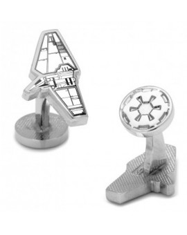 Imperial Shuttle Blueprint Star Wars Cufflinks