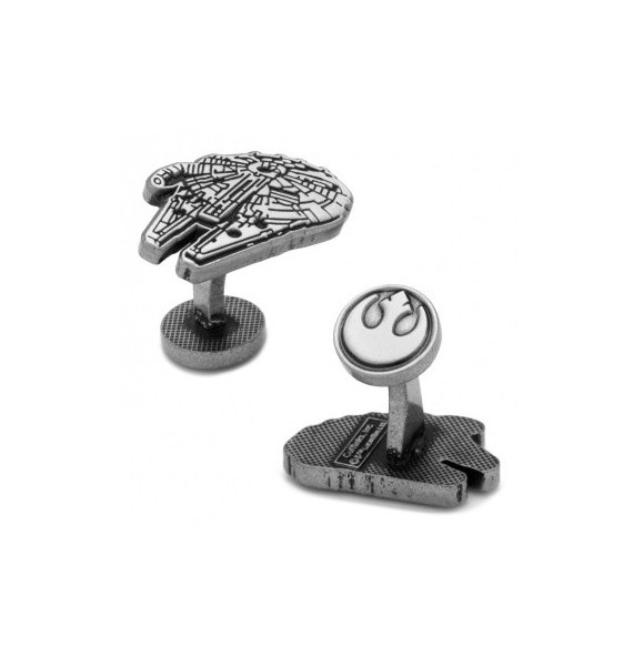 Millenium Falcon Star Wars Cufflinks