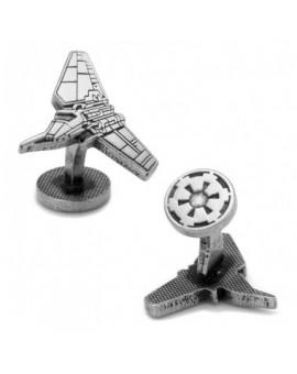 Gemelos Lanzadera Imperial Star Wars