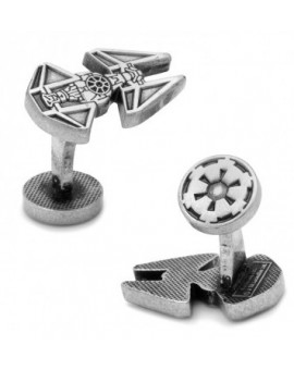 Tie Interceptor Star Wars Cufflinks
