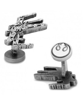 X-Wing Star Wars Cufflinks