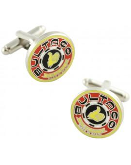 Bultaco Logo Cufflinks