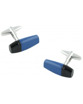 Blue Marker Cufflinks