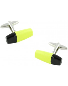 Yellow Marker Cufflinks