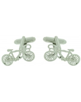 Road Bike Cufflinks