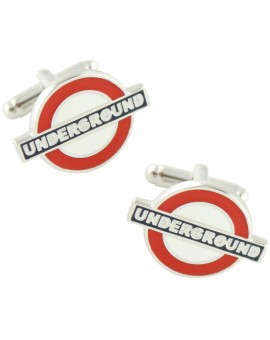 London Underground Sign Cufflinks