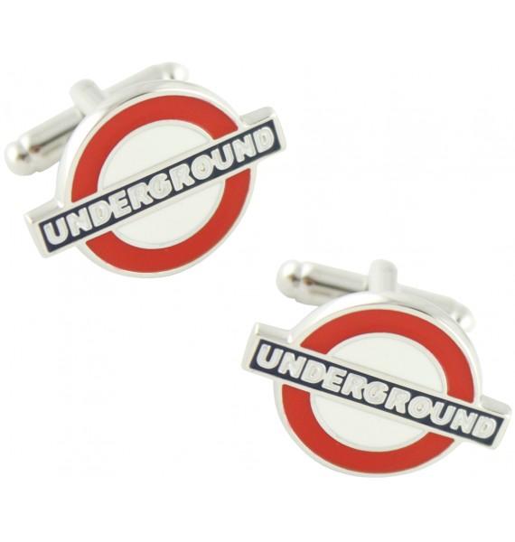 London Underground Sign Cufflinks