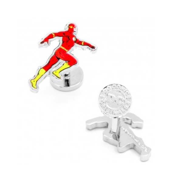 The Flash Action Cufflinks