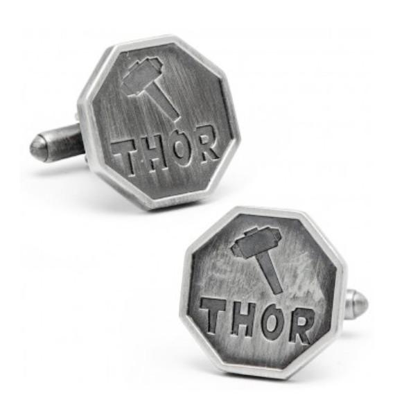 Thor Cufflinks
