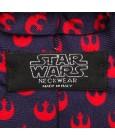 Corbata Star Wars Alianza Rebelde Roja