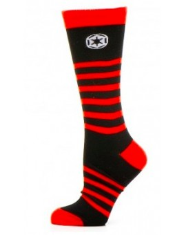 Striped Imperial Star Wars Socks