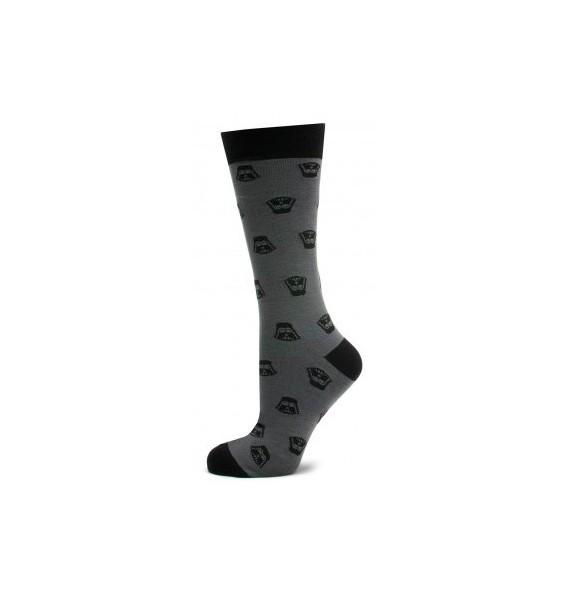 Grey Darth Vader Star Wars Socks