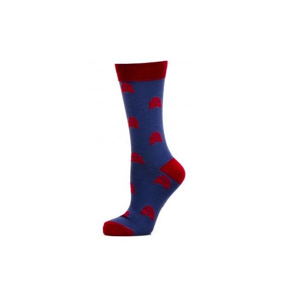 Blue R2D2 Star Wars Socks