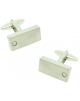 Movable Ruler Cufflinks