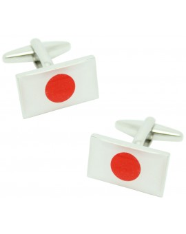 Gemelos Bandera Japón