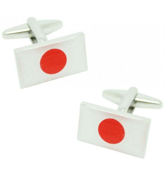 Gemelos Bandera Japón,