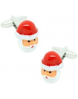 Santa Claus Cufflinks