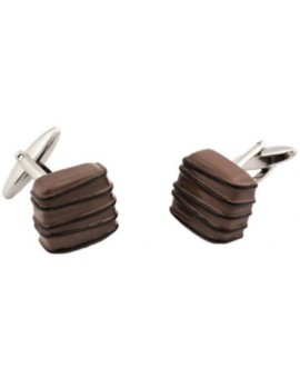 Chocolate Cufflinks