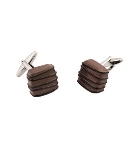 Gemelos Bombón de Chocolate