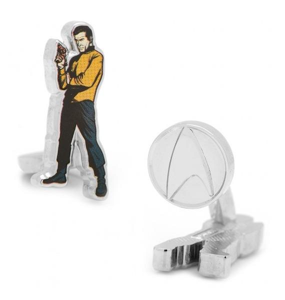 Captain Kirk Star Trek Special Edition Cufflinks