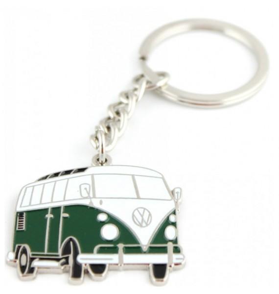 Llavero Furgoneta Volkswagen Verde