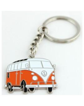 Llavero Furgoneta Volkswagen Naranja