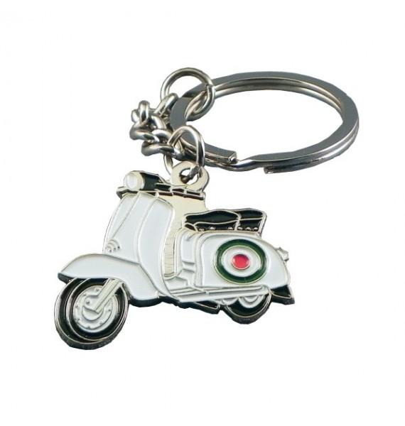 Italian Vespa Keychain