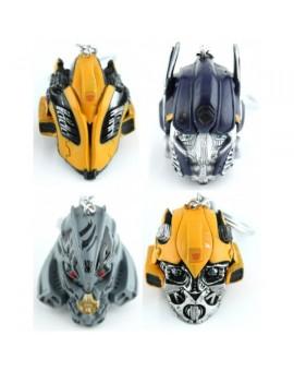Pack 4 Llaveros Transformers