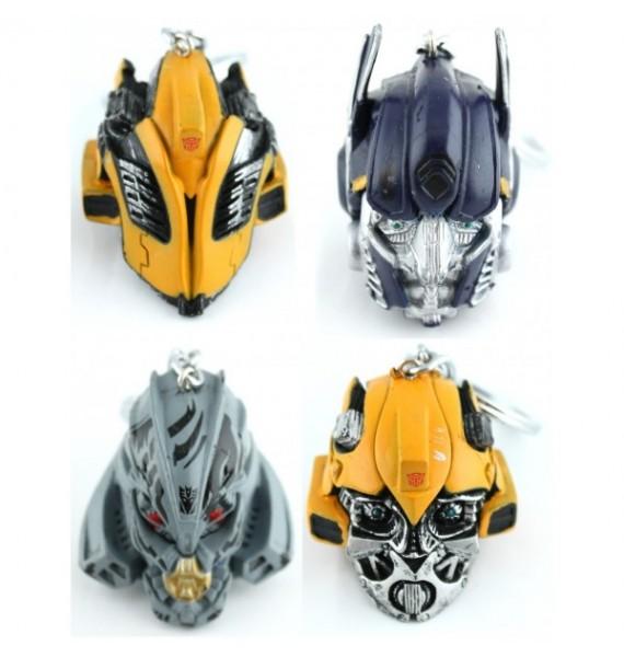 Transformers Keychain Set