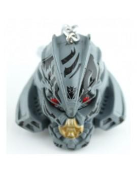 3D Megatron Transformers Keychain