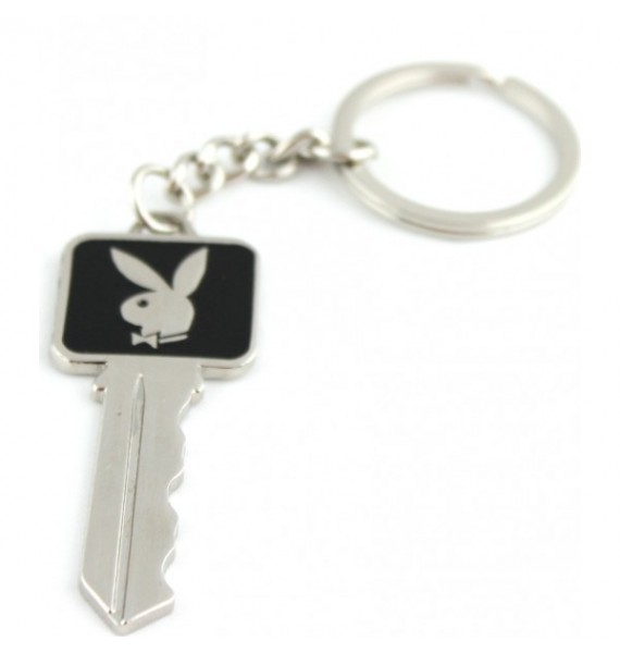 Playboy Key Keychain