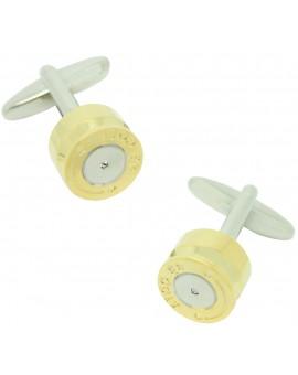 3D Colt Cartridge Cufflinks