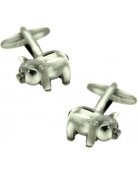 Piglet Money Box Cufflinks