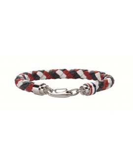 Multicolor Leather Tommy Hilfiger Bracelet