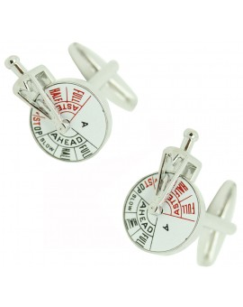 Ship Telegraph Cufflinks